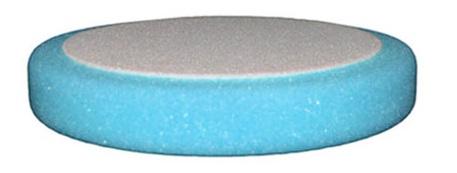 ETALON leštiaci kotúč na suchý zips 150mm x 50mm stredný modrý