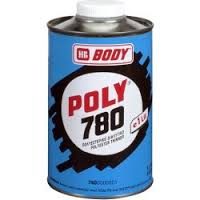 HB BODY 780 polyesterové riedidlo 1L