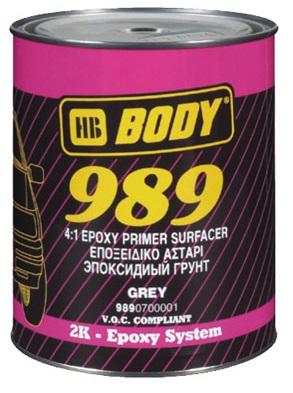 HB BODY 989 epoxydový základ 1L