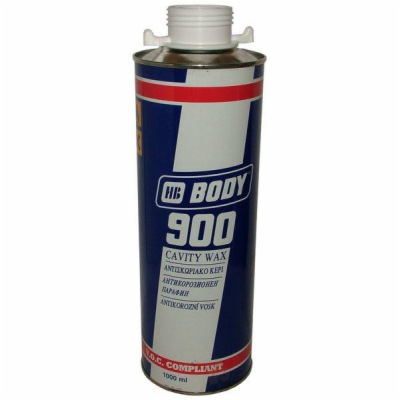 HB BODY 900 cavity wax - na dutiny transparentný 1L