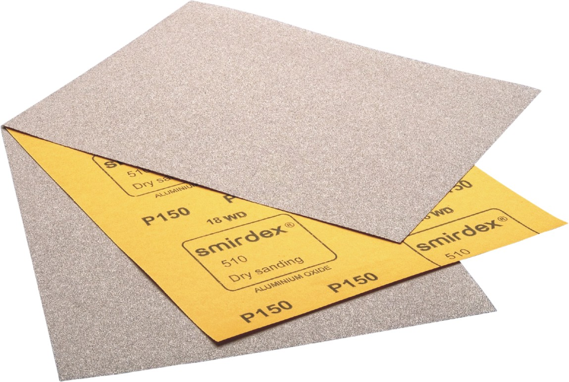 Smirdex 510 brúsny papier za sucha P80