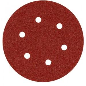 Smirdex 330 duroflex kruhový výsek 150mm 6 dier P100