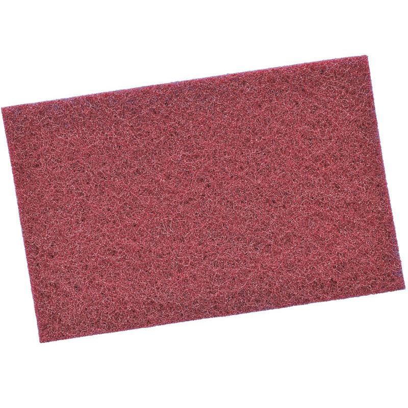 Smirdex 925 brúsne rúno 150x230mm červená P320