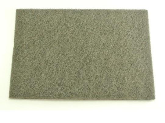 Smirdex 925 brúsne rúno 150x230mm šedá P600