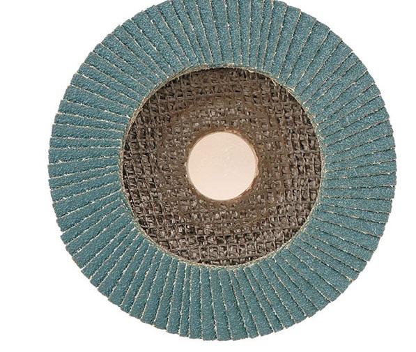 Smirdex 915 brúsny lamelový disk bez dier 115mm P100