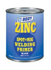 HB BODY zinc spot weld primer 425 - 1k antikorózna základná farba čierna 1L