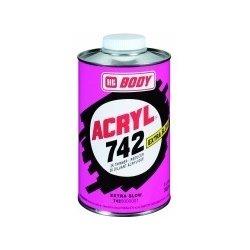 HB BODY 742 akrylové riedidlo extra pomalé 1L