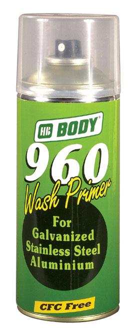 HB BODY 960 wash primer - reaktívny základ v spreji 400ml