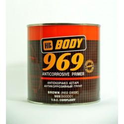 HB BODY 969 1k antikorózny základ hnedý 1KG