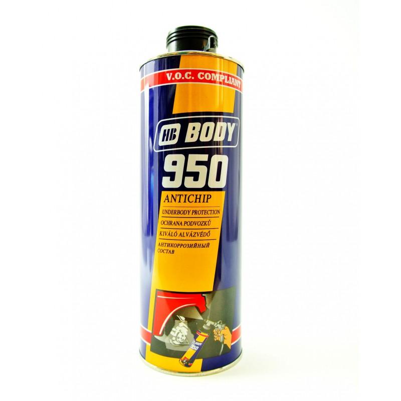 HB BODY 950 šedá 1L