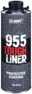 HB BODY 955 tough liner - 2k polyuretán textúra čierny 600ml
