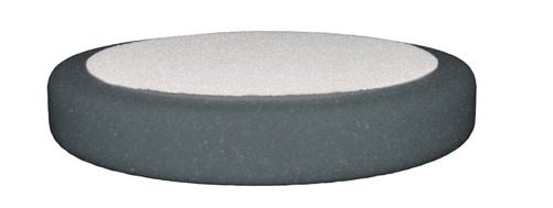 ETALON leštiaci kotúč na suchý zips 150mm x 50mm jemný čierny
