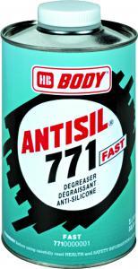 HB BODY 771 antisil fast - odmasťovač rýchly 5L