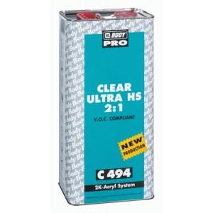 HB BODY C494 ultra HS 2:1 VOC akrylový lak 5L