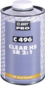 HB BODY 496 HS 2:1 SR akrylový lak 1L