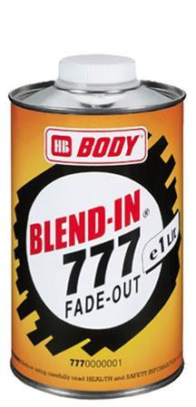 HB BODY 777 BLEND - IN prístrekové riedidlo 1L