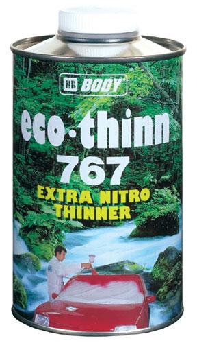 HB BODY 767 ECO - THINN riedidlo pre nitrocelulózové farby 1L
