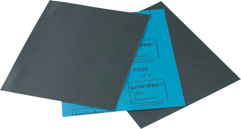 Smirdex 270 brúsny papier pod vodu P600