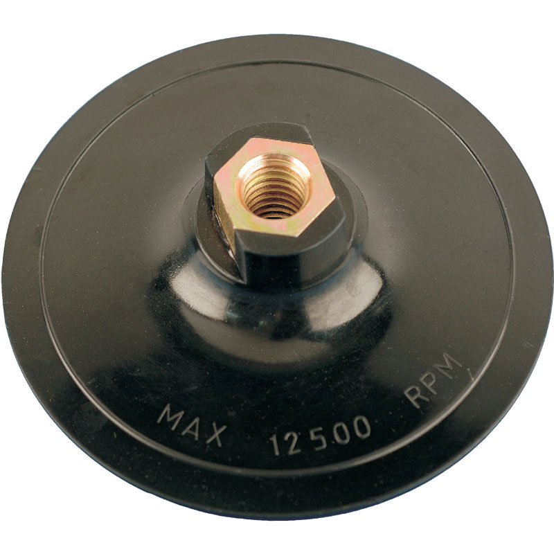 Smirdex 946 úchytný kotúč plastový 125mm