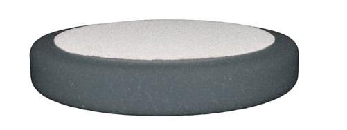 ETALON leštiaci kotúč na suchý zips 150mm x 25mm jemný čierny