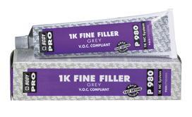 HB BODY PRO P980 1K fine filler - správkový tmel 150g
