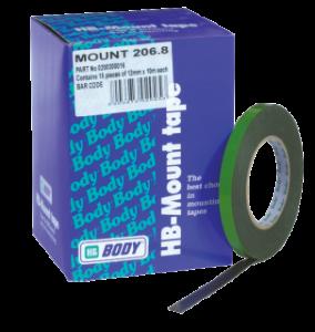 HB BODY obojstranná lepiaca páska 19mm x 10m
