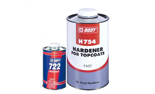 HB BODY 722 - H754 tužidlo rýchle 2,5L